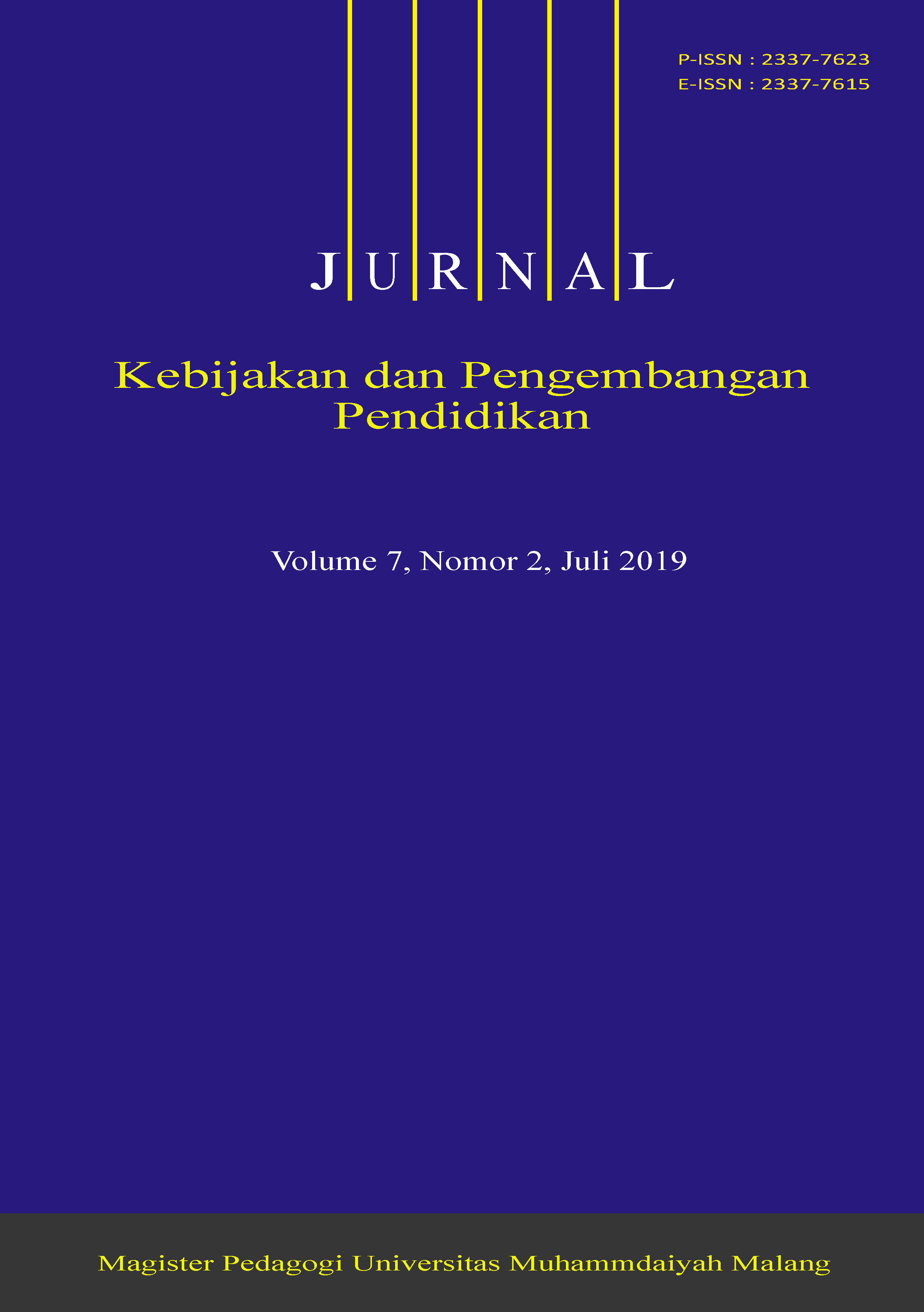 Cover Jurnal