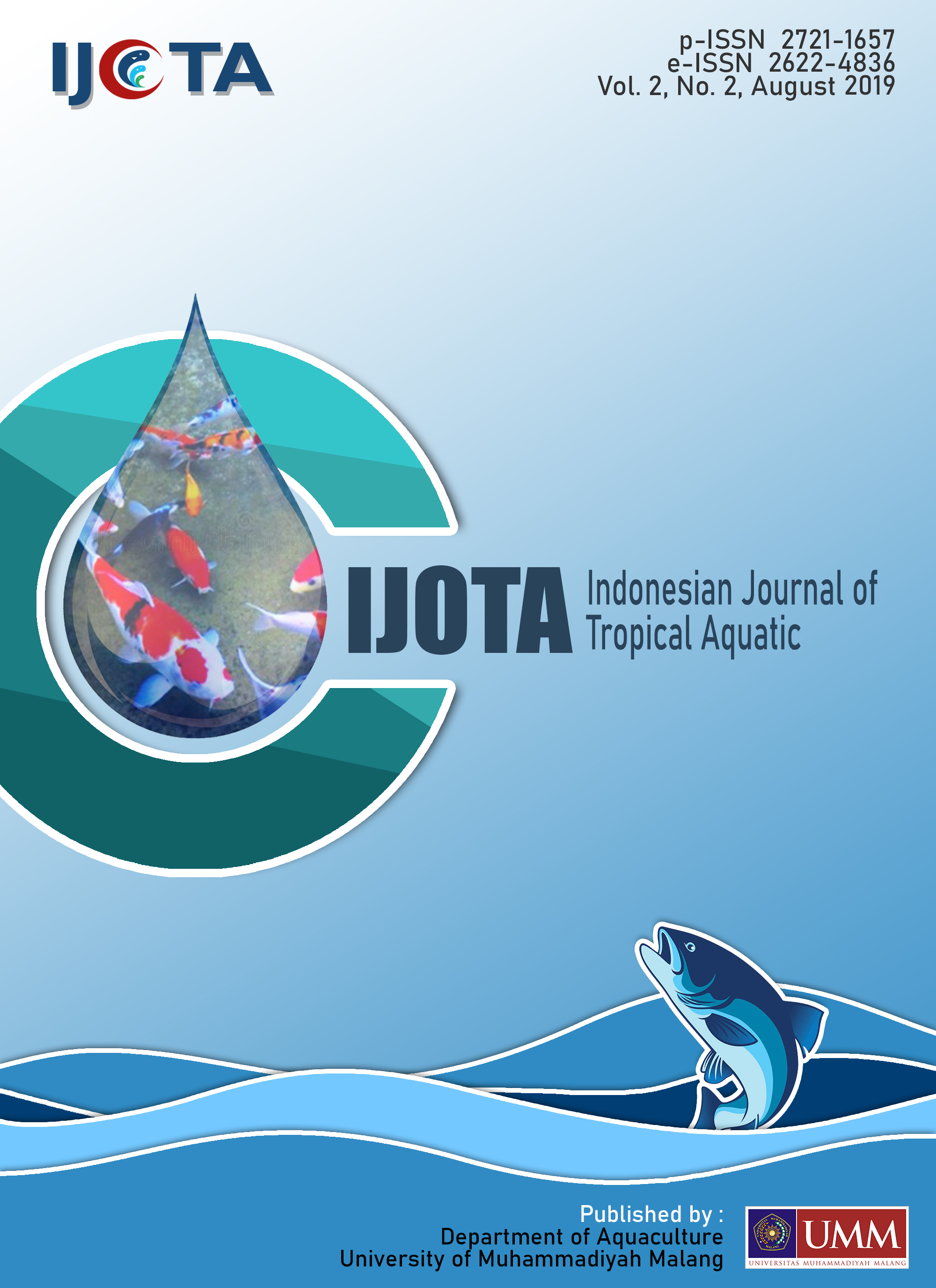 ijota, aquatic, aquaculture, tropical, fish